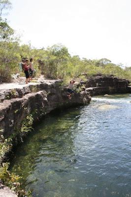 Eliot Falls Cape York