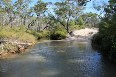 Sam Creek Cape York
