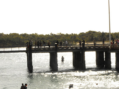Seisia Pier Cape York
