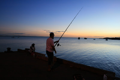 Fishing Seisia Cape York
