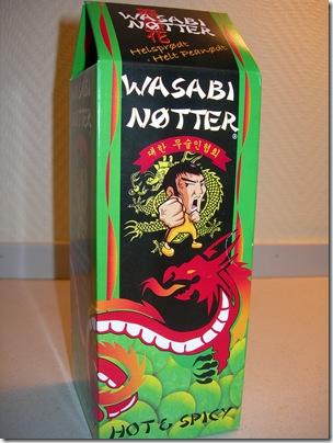 Wasabi nøtter