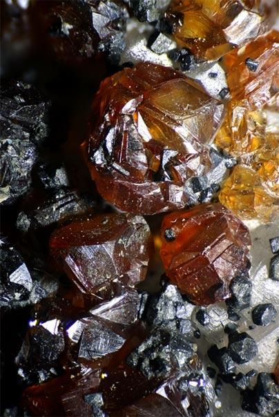 Esfalerita-Sphalerite