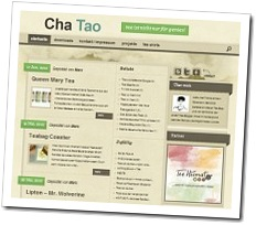 Cha Tao Tee-Blog