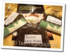 Teeproben Safran Tübingen