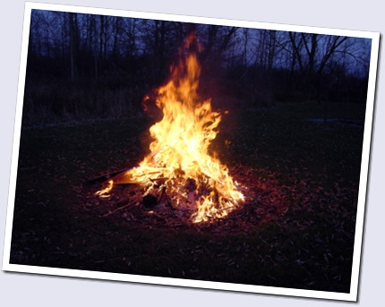 Fire = Good  :)