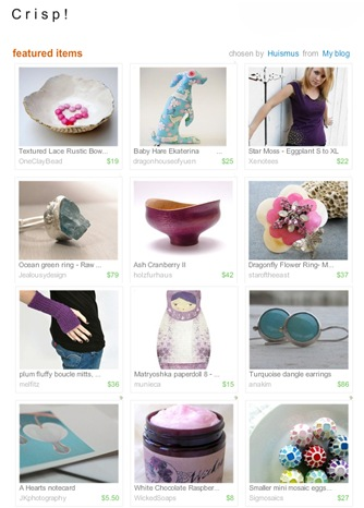 Artisans Gallery Treasury by Huismus copy