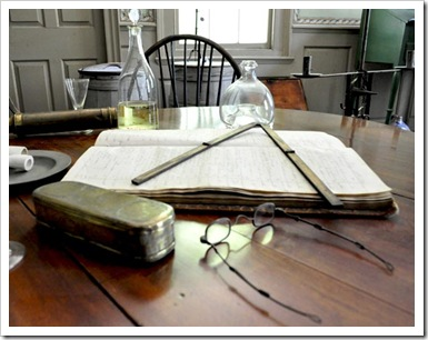 Lloyd Manor accounting room