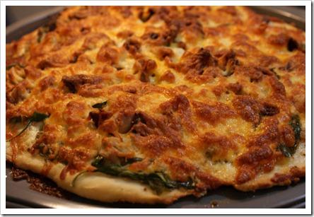 chkn caesar pizza 5