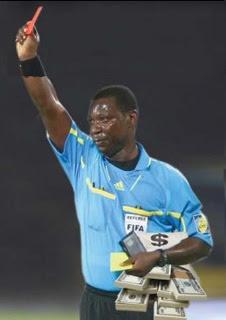 Les arbitres de la Coupe d'Afrique sous le feu des critiques