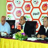 Raouraoua : le stage de préparation des Verts pour le Mondial 2010 aura lieu en altitude