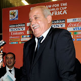 Rabah Saâdane «On peut se mêler à la lutte pour la deuxième place»