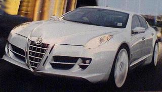 La Diva Alfa Romeo en avant-première