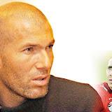 Zidane le nif, Zidan la mauviette