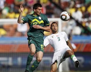 Nadir Belhadj dans l'onze type de la coupe du monde