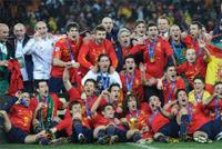 L'Espagne sur le toit du monde