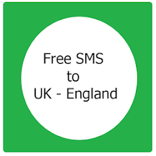 Free SMS to UK & England