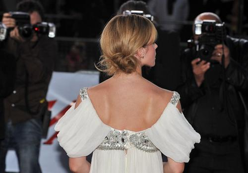 emma watson having feathers