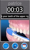 Screenshot of Dental coach - teeth brushing