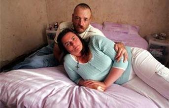 Steve and Caroline Cartwright (1)