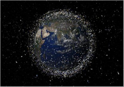 basura-espacial-orbita