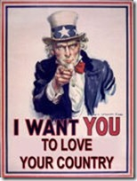 Uncle Sam poster - from www.sonofthesouth.net