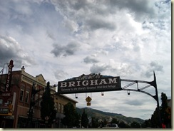 Welcome to Brigham