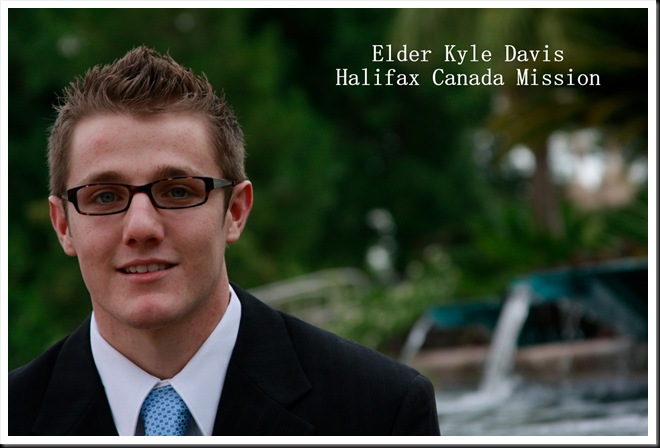 kyle  davis missionary 6-10