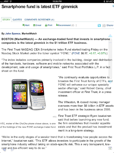 smartphone ETF