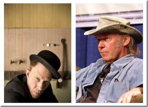 NY & Tom Waits por Michael OBrien y Jack Plunkett