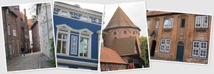 Visa Hus i Lübeck