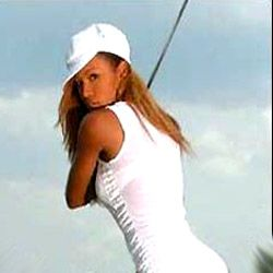 new golf hotel golfing girl 3