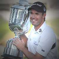 2. Padraig Harrington, Ireland