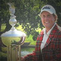 4. Phil Mickelson, United States
