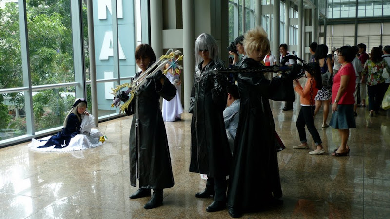 Kingdom Heart cosplay