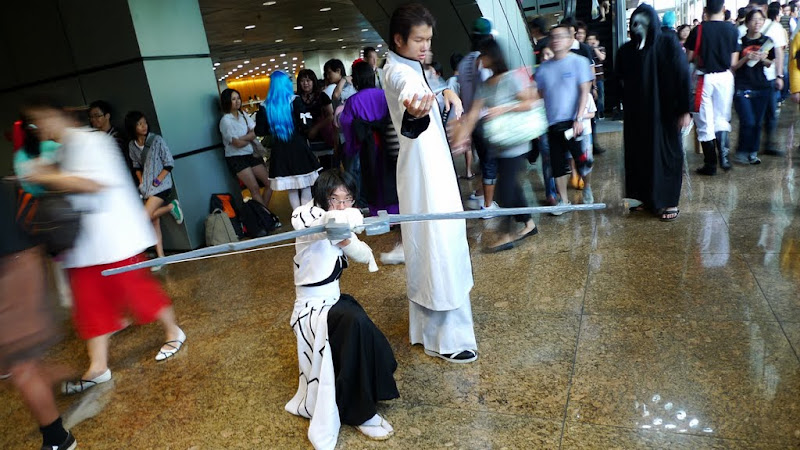 Bleach series cosplay