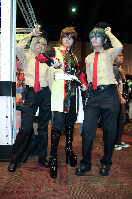 Comic Fiesta Day 1 cosplay Yuuko (xxxHolic) and ...