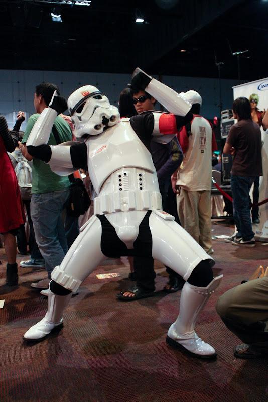 Comic Fiesta Day 1 cosplay
