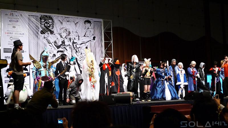 Comic Fiesta 2009 Day 2 cosplay