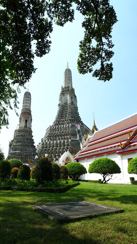 Bangkok Trip Wat Arun