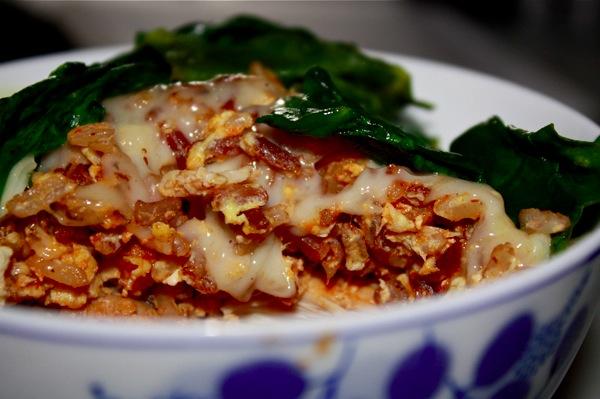 Omelet Rice