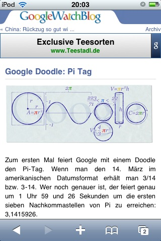 GoogleWatchBlog Mobile