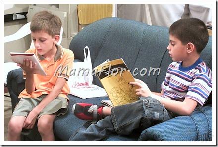 Como Impulsar el Inicio de la Lectura en los niños