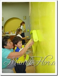 Tips para pintar el hogar…