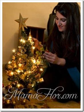Tips: Como Decorar un Árbol de Navidad…