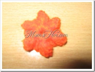 Crochet: Flor en Relieve…