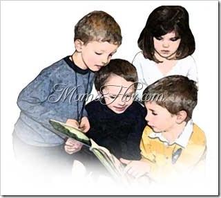 Como ayudar a sus hijos con sus tareas de la escuela…