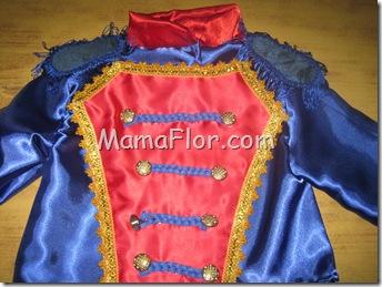 Como hacer una camisa: de los Húsares de Junín.