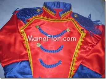 Como hacer un disfraz de los Úsares de Junín