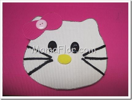 Caja de sorpresa de la Hello Kitty para tu fiesta infantil