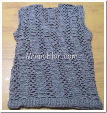 Diseño de Punto Tejido a Crochet